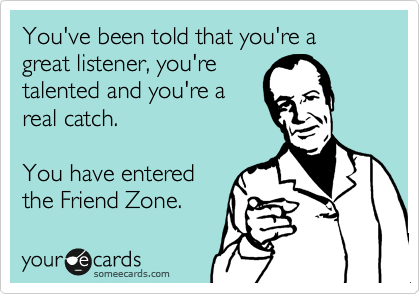 Πώς να αποφύγεις την FriendZone