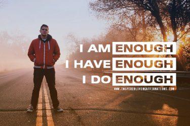 Είσαι αρκετός και με το παραπάνω