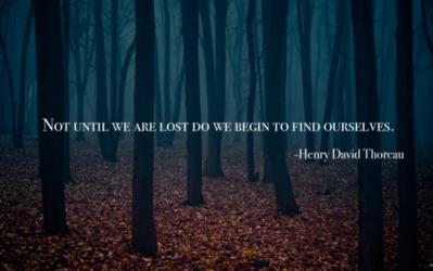 Βρες τον εαυτό σου: Ξεκίνα τώρα
