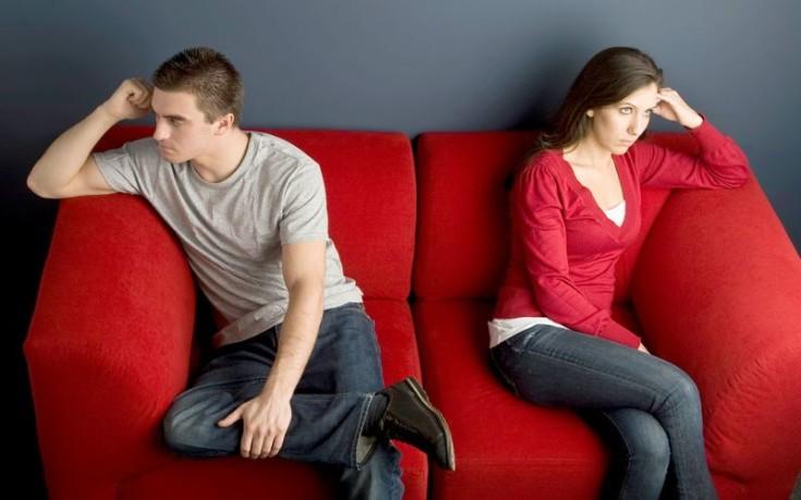 Όχι, ο έρωτας δεν ξεπερνάει όλες τις δυσκολίες...
