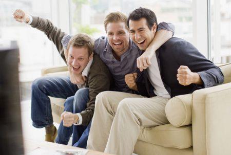 Χτίζοντας Φιλία με άλλους Άνδρες