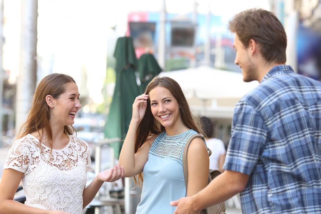 Πώς να Προσεγγίσεις με επιτυχία την γυναίκα που σου αρέσει