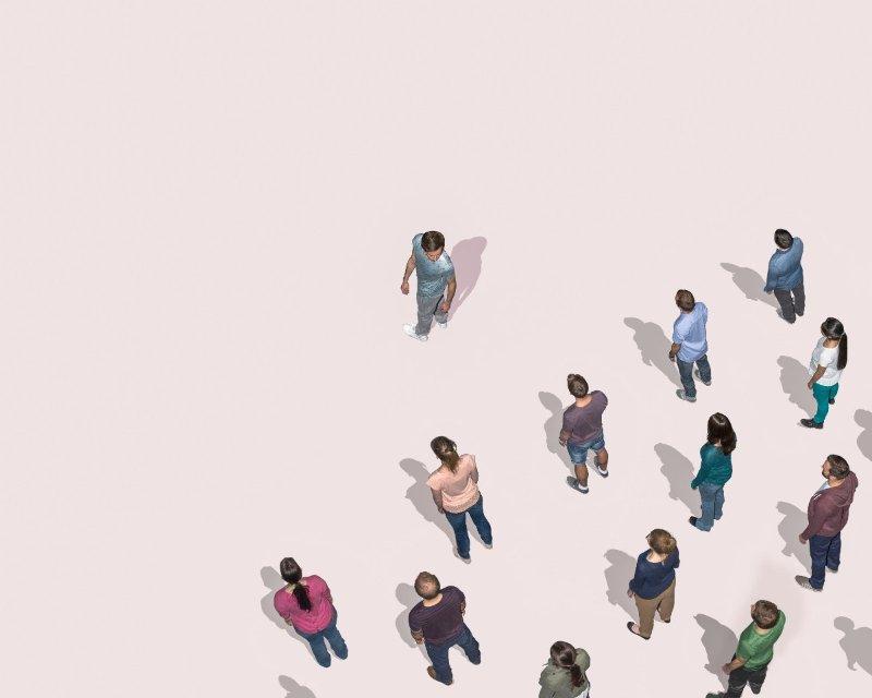 Κοινωνικά Αδέξιος: Όταν η επικοινωνία με τους άλλους σου φαίνεται εφιάλτης