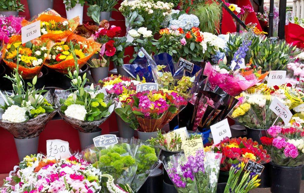 Πώς και πότε να της πάρεις Λουλούδια (σαν άνδρας)
