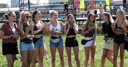 Φλερτάροντας σε μεγάλα Φεστιβάλ