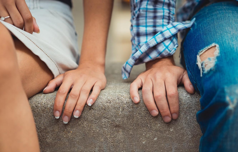 Άγγιγμα: Αν φλερτάρεις, είναι απαραίτητο να αγγίζεις