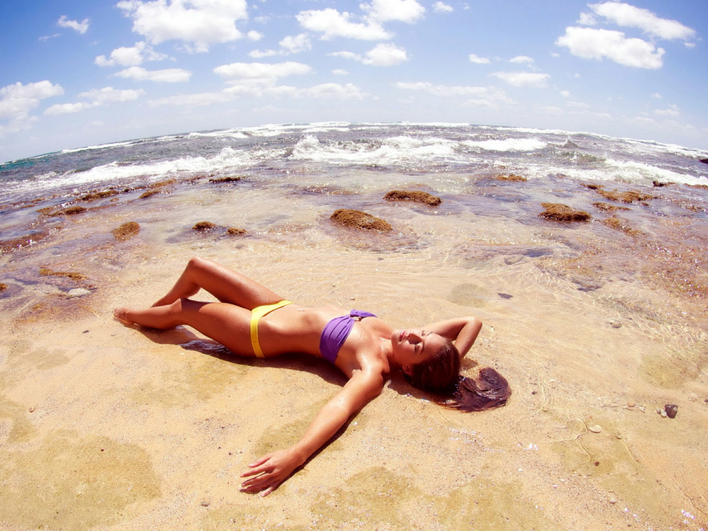 Πώς να Μιλήσεις σε μια Κοπέλα στην Παραλία