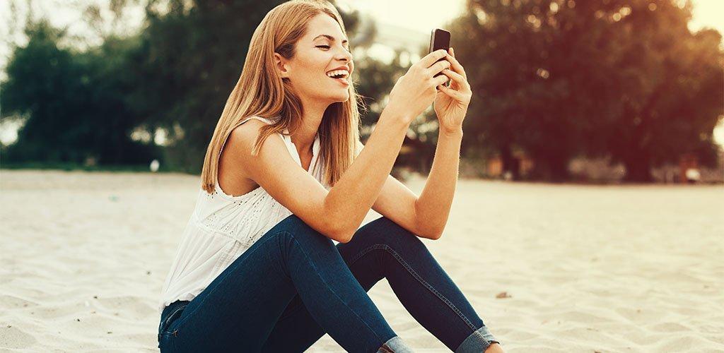Δείγμα απόκρισης σε online dating