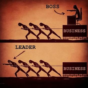 Η Ηγεσία είναι επιλογή: Πώς να βγάλεις τον Ηγέτη από μέσα σου