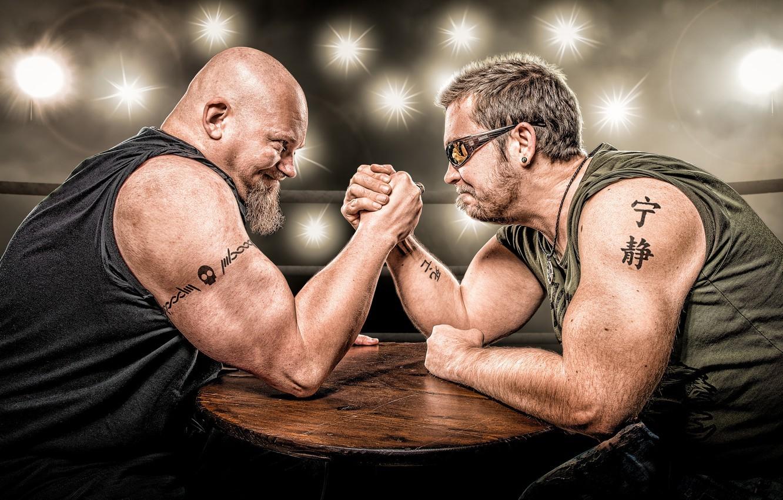 Ανδρικός Ανταγωνισμός: Γιατί οι Άνδρες ανταγωνιζόμαστε μεταξύ μας;