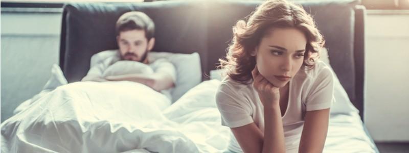 Η κοπέλα μου δε με θέλει πια: Όταν το Σεξ μέσα στη σχέση Αραιώνει