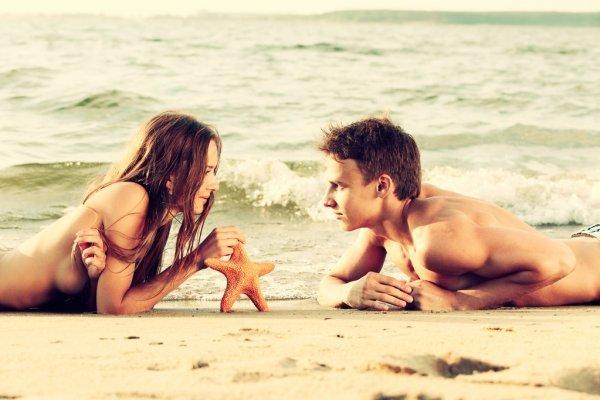 Φλερτ και Νέες Γνωριμίες στην Παραλία