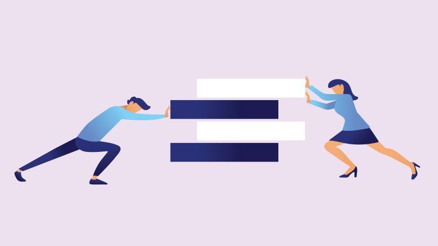 Ισότητα των δύο φύλων: Ας μιλήσουμε ειλικρινά